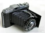 Фотоаппарат Ercona II,1956 год,VEB Zeiss Ikon,Германия.Гарантия 1 год., фото №4