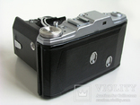 Фотоаппарат Ercona II,1956 год,VEB Zeiss Ikon,Германия.Гарантия 1 год., фото №6