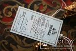 Золотая змейка колье старинное, фото №3