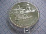 1 доллар 1991 год Фронтенак, фото №2