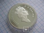 1 доллар 1991 год Фронтенак, фото №4