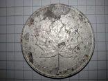 5 Долларов Канада. Серебро 999. лот 8, фото №5