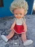 Кукла на резинках, клеймо, фото №5