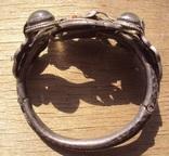 Старый браслет с лунными камнями., фото №4