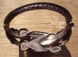Старый браслет с лунными камнями., фото №6