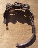 Старый браслет с лунными камнями., фото №10