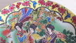 Настенная тарелка в китайском стиле фото 5