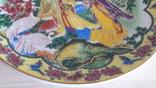 Настенная тарелка в китайском стиле фото 6