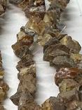 5  бус из янтаря общим весом 278 грамм(2), фото №4
