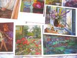 Набір листівов худож. Ерделі А., фото №6