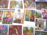 Набір листівов худож. Ерделі А., фото №9