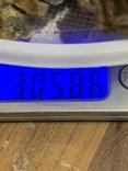 5 бус из янтаря общим весом 305 грамм, фото №6