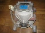 Двигатель от стиральной машинки, фото №2