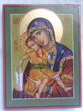 Икона Божией Матери Милостивая Богородица Киккская. «Достойно Есть», фото №2