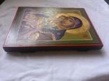 Икона Божией Матери Милостивая Богородица Киккская. «Достойно Есть», фото №5