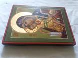 Икона Божией Матери Милостивая Богородица Киккская. «Достойно Есть», фото №6