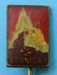 Туризм. Lednica. Чехословакия (529№), фото №2