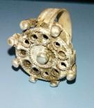 Перстень средневековый, фото №11