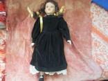 Кукла большая фарфоровая., фото №3
