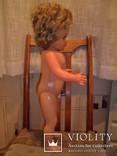Кукла ES 60 см. колкий пластик Германия., фото №5