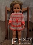 Кукла ES 60 см. колкий пластик Германия., фото №11