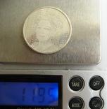 """Нидерланды 5 серебряных евро """"400-летие дня рождения Рембранда"""" KM# 266, фото №5"""