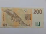 Бона 200 крон, Чехия, фото №3