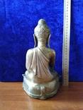 Будда Шакьямуни. Бронза. ХVIII-ХIХ век. фото 3