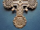 Серебряный крест № 1, фото №6