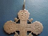 Серебряный крест № 1, фото №11