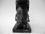 "Фигура "" Женщина Пантера "" ( Стекло , Серебро 925 ) Мексика, фото №6"