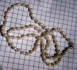 Жемчуг, позолота 14К, ожерелье 2 шт. по 40 см., фото №12