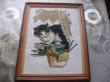 Игривый  котенок, фото №2