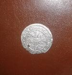 1 Крейцер, Силезия, графство Лигниц-Бриг 1655г., фото №4