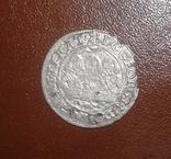 1 Крейцер, Силезия, графство Лигниц-Бриг 1655г., фото №8