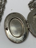 Кулон с секретом на цепочке, фото №4