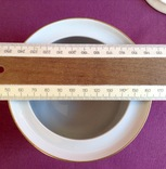Сливочник и сахарница. Сервиз кофейный Европейский. Фарфор из Германии., фото №13