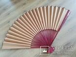 Китайский интерьерный веер 102 см., фото №2
