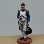 Наполеон. Олово, краска, фото №2