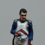 Наполеон. Олово, краска, фото №3