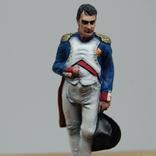 Наполеон. Олово, краска, фото №4
