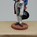 Наполеон. Олово, краска, фото №5