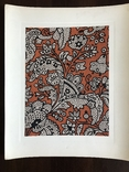 1948 Старинная Набойка Ткани, всего 300 тираж, фото №6