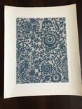 1948 Старинная Набойка Ткани, всего 300 тираж, фото №8