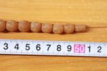 Бусы из янтаря 77 грамм, фото №11