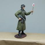 Немецкий солдат. Период ВОВ. Олово, раскрас, фото №8