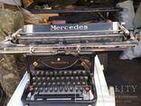 Механическая Печатная Машинка - Mercedes/Германя, фото №3