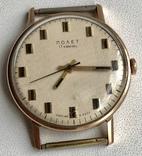 Советские золотые часы Полёт, фото №2