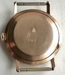 Советские золотые часы Полёт, фото №5