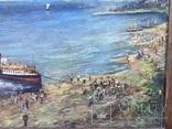 Приход баржи А.Поляков 1942год, фото №6